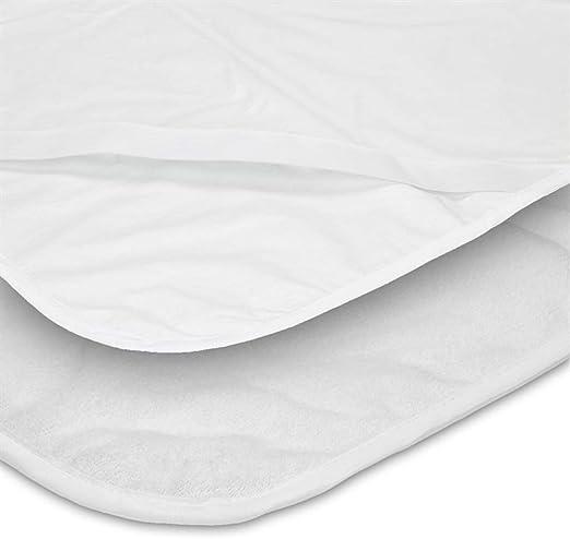 XHH-xiaoge Todas Las Tallas de algodón Terry Funda de colchón ...