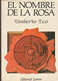 Image of El Nombre De La Rosa/The Name Of The Rose