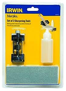 Marples 10507932 - Juego de afilado de formones