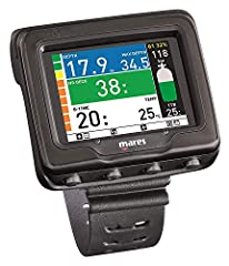 Incredible Color, High Definition Dive New firmware 4.0 Hoseless tank pressure transmission Exclusive bi-directional communication Displays tank pressure, time remaining and current gas consumptionIcon HD BLACK EDITION dive computer is the ne...