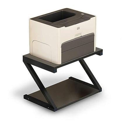 Soporte de madera para impresora elevador de pantalla ...
