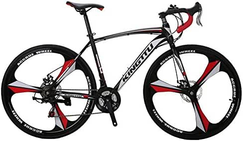 SPECIAL SUMMER SALE Extrbici XC550 Road Bike With High Carbon Steel Frame Sturdy And Light BB7 aluminium alloy Disc Brakes