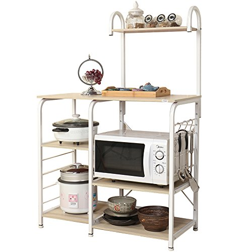 (DlandHome Microwave Cart Stand 35.4