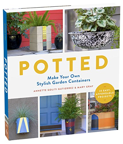 Potted: Win Your Own Stylish Garden Containers