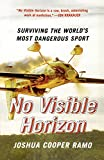 img - for No Visible Horizon: Surviving the World's Most Dangerous Sport book / textbook / text book