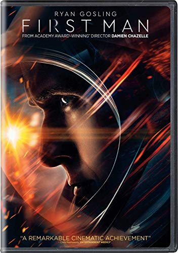 First Man (3d Dvd Movies New Releases)