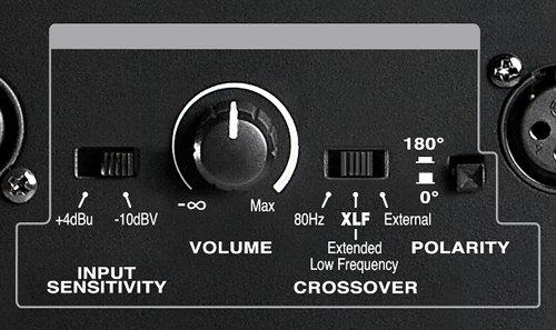"""JBL LSR310S 10"""" Powered Studio Subwoofer 2"""