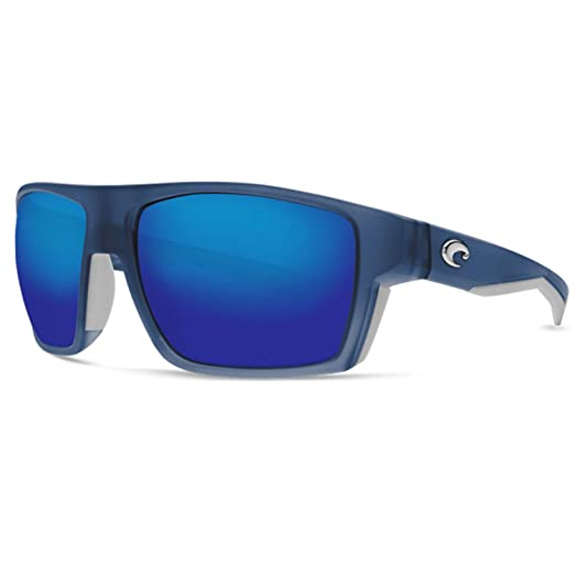 c58a5f0d6e0a8 Costa Del Mar Costa Del Mar BLK193OBMGLP Bloke Blue Mirror 580G Bahama Blue  Fade Frame Bloke