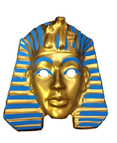 (United Mask & Party Egyptian King TUT Child Mask)