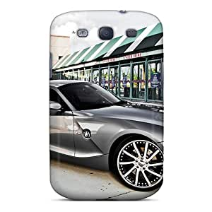 Perfect Fit TVJ12145PVOc Bmw Z4 Cases For Galaxy - S3