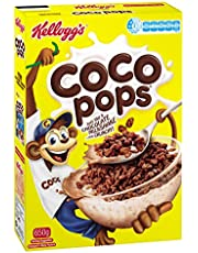 Kellogg's Coco Pops, Breakfast Cereal, 650g