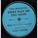 Apollo 11 Flight: First Man On The Moon, July1969 (45rpm)