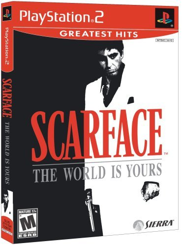 Scarface The World Is Yours - PlayStation 2 (Renewed)