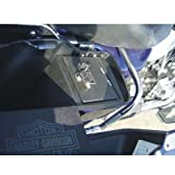 Console Vault Harley Davidson Bagger Vault - 1016 - Massive 12 Gauge Cold Rolled Plate Steel, Welded Tab And Notch Seams - Superior 3 Point Locking System Resists Prying - Drill Resistant Locks - Easy 10 Minute Installation