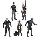 McFarlane Toys Walking Dead TV Series 4 Action Figure Set