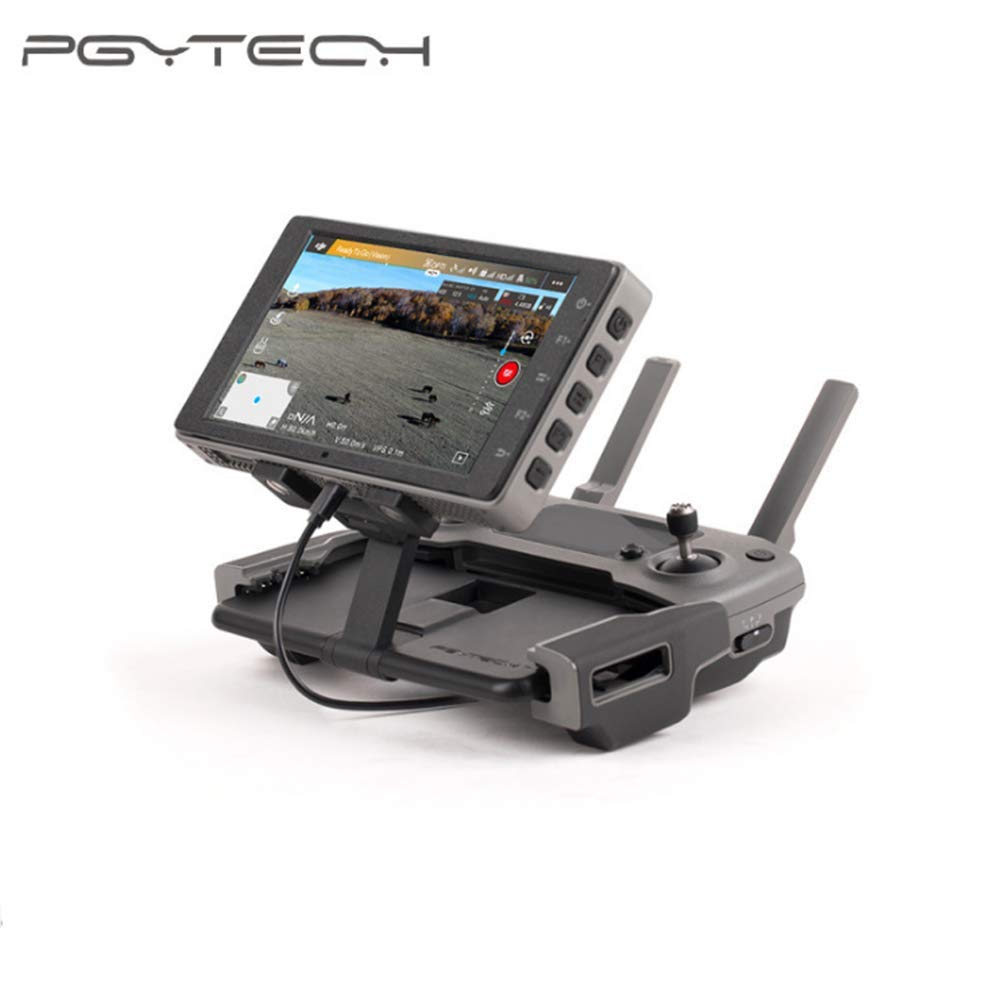 Hooshion PGYTECH for DJI CrystalSky Mounting Bracket Remote Controller Monitor Bracket Clip Holder Aluminum for DJI Mavic 2 Pro Zoom/Mavic Pro/Mavic Air/Spark Drone Accessories