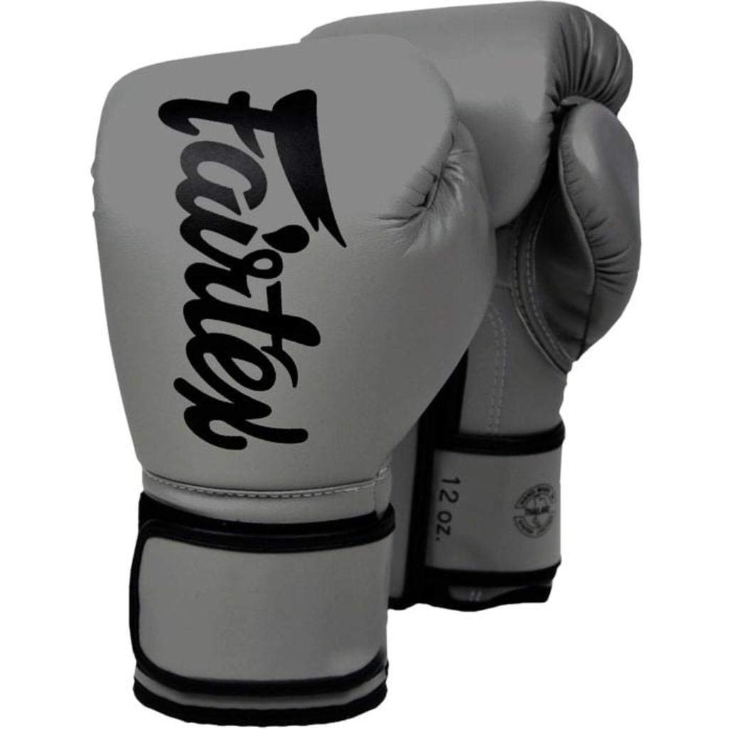 Fairtex(フェアテックス) BGV14 マイクロファイバー ボクシンググローブ ムエタイ ボクシング MMA キックボクシング トレーニング用品 武道 B07MMNLP1L  12oz