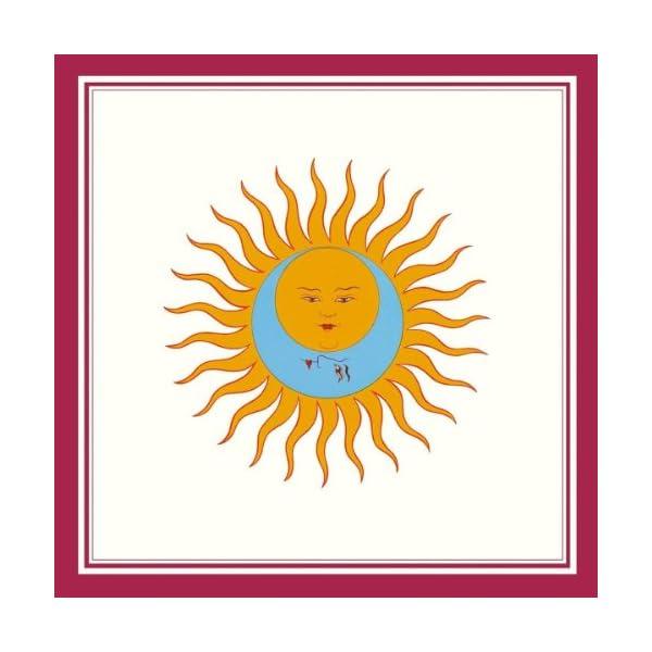 vinile Larks' Tongues in Aspic album king crimson