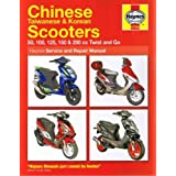 Haynes 172-34 Chinese Scooter Service Manual