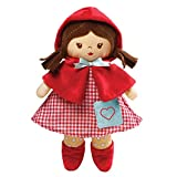 Best USA Pals Dolls - Gund Baby Fairy Tale Plush Toy, Red Doll Review