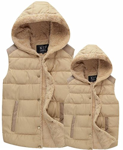 today Vest Sleeveless Womens Waistcoat Lightweight Fleece Lined Hooded UK 4 PfwvS