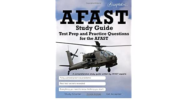 afast study guide test prep and practice questions for the afast rh amazon com Study Guide Format Study Guide Outline