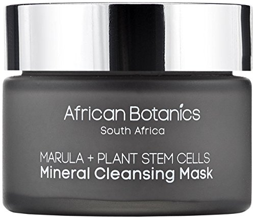 Mineral Cleansing Mask, African Botanics