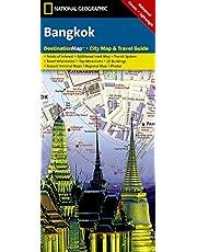 Bangkok Destination City Map