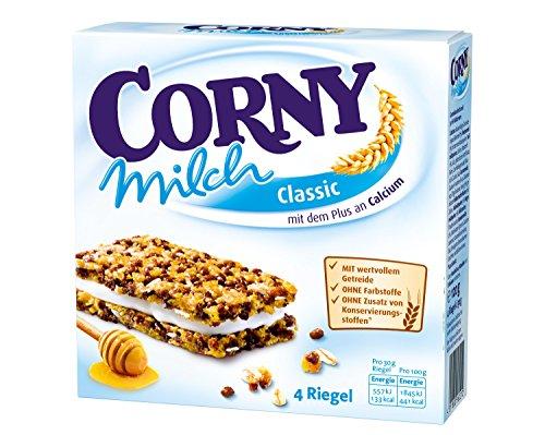 Corny Milch Sandwich, 8er Pack (8 x 120g)