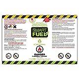 SMART FUEL 12 Liter Pack- Indoor/Outdoor Fireplace