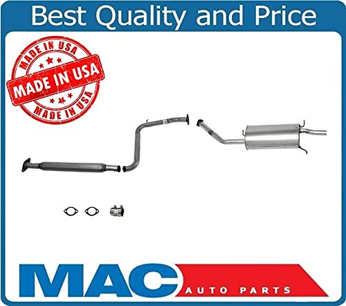 1993-1997 Fits For Mazda 626 2.0L Exhaust System Muffler