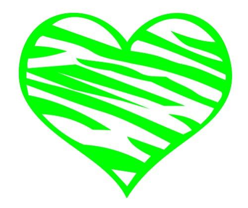 Zebra Hearts (4.5