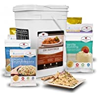 Wise Company 158-Serving Ultimate Emergency Meal Preparedness Bucket