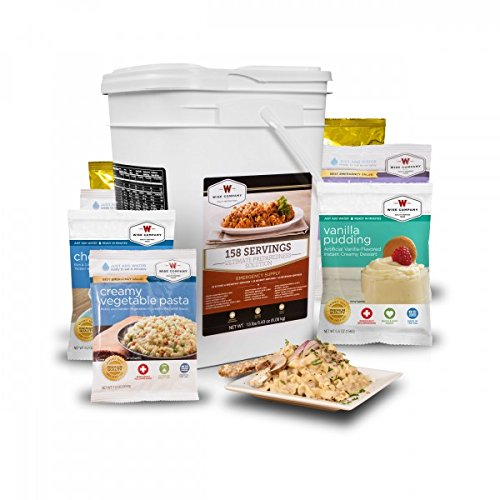 Wise 158-Serving Ultimate Emergency Meal Preparedness Bucket $79.99 (Was $260) **Today Only**
