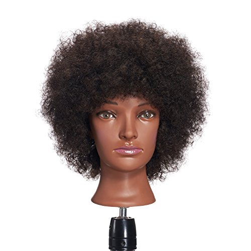 Which are the best man mannequin head with human hair available in 2019?