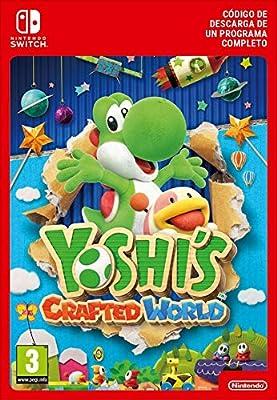 Yoshis Crafted World - Switch Download: Amazon.es: Videojuegos