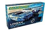 Scalextric Slot Car Urban Outrun Set - GT Zombie & GT Spartan