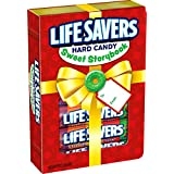 LifeSavers Hard Candy Sweet Holiday Storybook, 6.80 Ounce