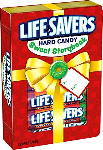 Savers Hard Candy (LifeSavers Hard Candy Sweet Holiday Storybook, 6.80 Ounce)