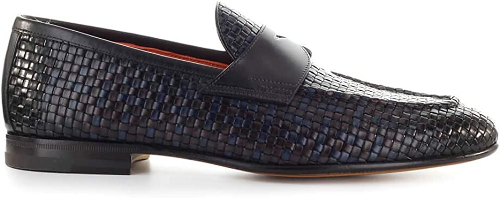chaussure mocassin tresse homme