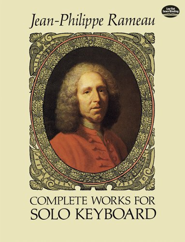 Complete Works for Solo Keyboard (Dover Music for Piano)