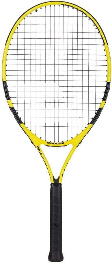 BABOLAT Nadal JR 26 Raqueta, Adultos Unisex, Jaune Noir (Multicolor), 0: Amazon.es: Deportes y aire libre