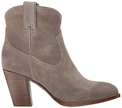 de corto Botas las Frye mujeres Dark Grey Ilana para occidental Rx5wwqgtS