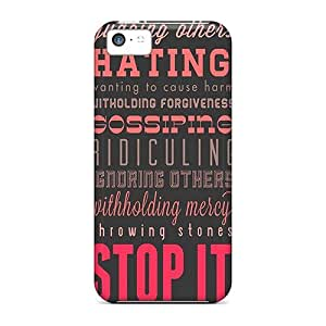 New Iphone 5c Case Cover Casing(stop It)