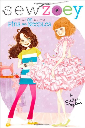 On Pins and Needles (Sew Zoey)