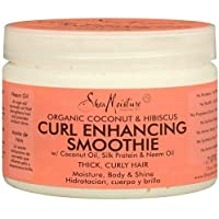 Shea Moisture Organic Curl Enhancing Smoothie 12 Ounces