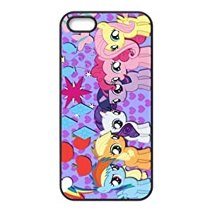 Customize Cartoon My Little Pony Back Cover Case for iphone 5,5S JN5S-1685