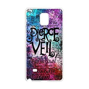 Pierce Veil Fahionable And Popular Back Case Cover For Samsung Galaxy Note4