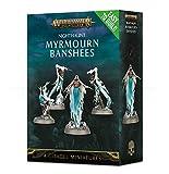 Citadel Easy-To-Build Nighthaunt Myrmourn Banshees Warhammer Age of Sigmar