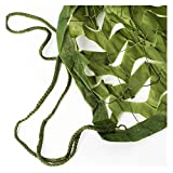 ZLZMC Thicken Camouflage Net Oxford Cloth for Outdoor Hunting Shooting Hide Camping Halloween Decoration 2M 3M 5M 10M (Color : E, Size : 10m10m)